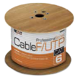 Nexxt Solutions - Network cable - Unshielded twisted pair (F/UTP)
