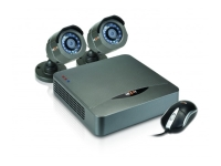 Nexxt Solutions - 4CH/2Cam DVR Kit