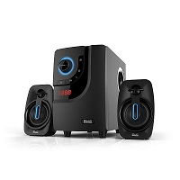 Klip Xtreme KWS-616 - Speaker system 2.1 40W - Wireless