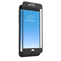 Zagg Invisible Shield - Protective case - Black
