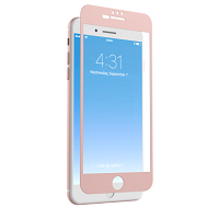 Zagg Invisible Shield - Protective case - Rose gold