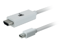 Xtech - Video / audio cable - Mini DisplayPort