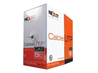 Nexxt Cable UTP 4 Pairs - CAT 5e - Stranded