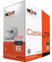 Nexxt Cable UTP Cat6 - Azul