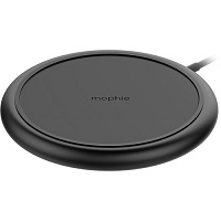 mophie Charge Stream Pad+ - Wireless charging pad + AC power adapter - 10 Watt