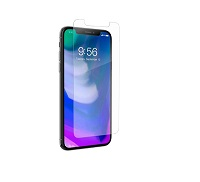 Zagg Invisible Shield - Protective case - para iPhone X/XS APR EXCL