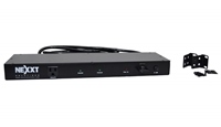 Nexxt 9 Outlet Power Strip Rack Mount
