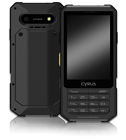 "Cyrus - CM17 Rugged IP68 Phone - 3.5"" Touch  Screen- Android 7.0"