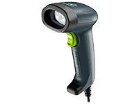 Bematech 2D corded Barcode scanner - Handheld USB - No-Stand manual or triggering