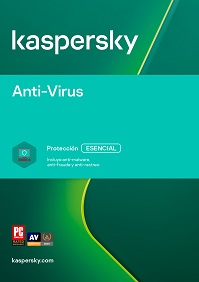 Kaspersky Anti-Virus - Base License ESD - 1 Desktop