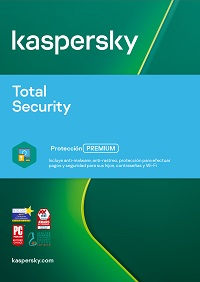 Kaspersky Total Security - Base License ESD - 5 Device