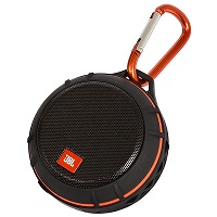 JBL Wind - Speaker - Black with orange highlights