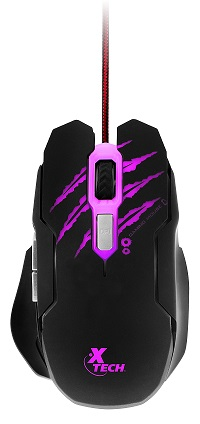 Xtech - Mouse - USB