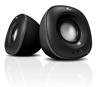 Xtech - Speakers - 2.0-channel