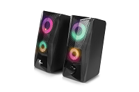 Xtech - Incendo Speakers - 2.0-channel