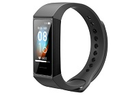 Xiaomi Mi Smart Band 4c - Black - activity tracker with band
