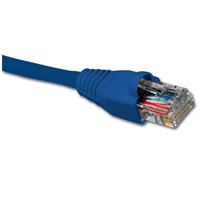 Nexxt Patch Cord Cat6 3Ft. BL