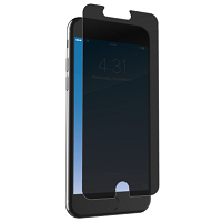Zagg Invisible Shield - Protective case - iPhone 8+/7+ Privacy