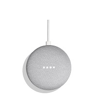 Google Speaker Mini with voice assist Chalk Spa Latam